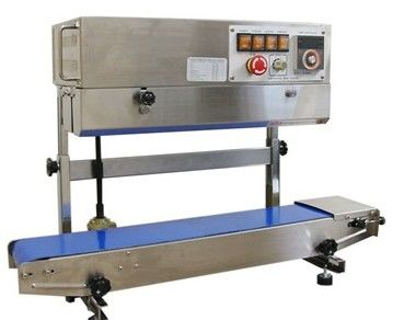 Continuous-band-sealers
