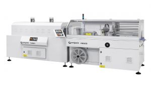 Hi-speed-fully-automatic-side-seal-shrink-wrapper